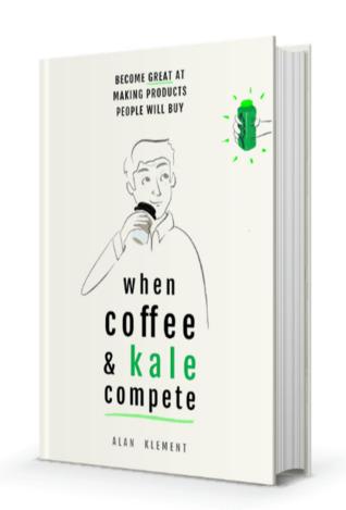 Capa do livro When Kale and Coffee Compete